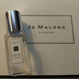 Jo Malone wood sage and sea salt cologue 9ml